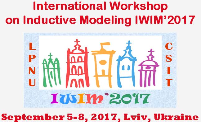 Workshop that is traditionally focused on the theory, new algorithms, and applications of automated data mining and knowledge discovery technologies based mainly on GMDH methodology as a typical inductive approach to modeling from data originated by Prof. O. Ivakhnenko.